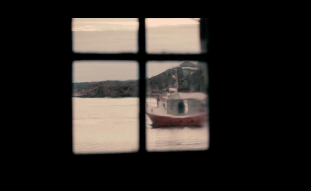 Filminspelning under hummerfiske i Fiskebäckskil.