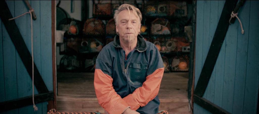 Intervju med hummerfiskare Björn Södergren i Fiskebäckskil.