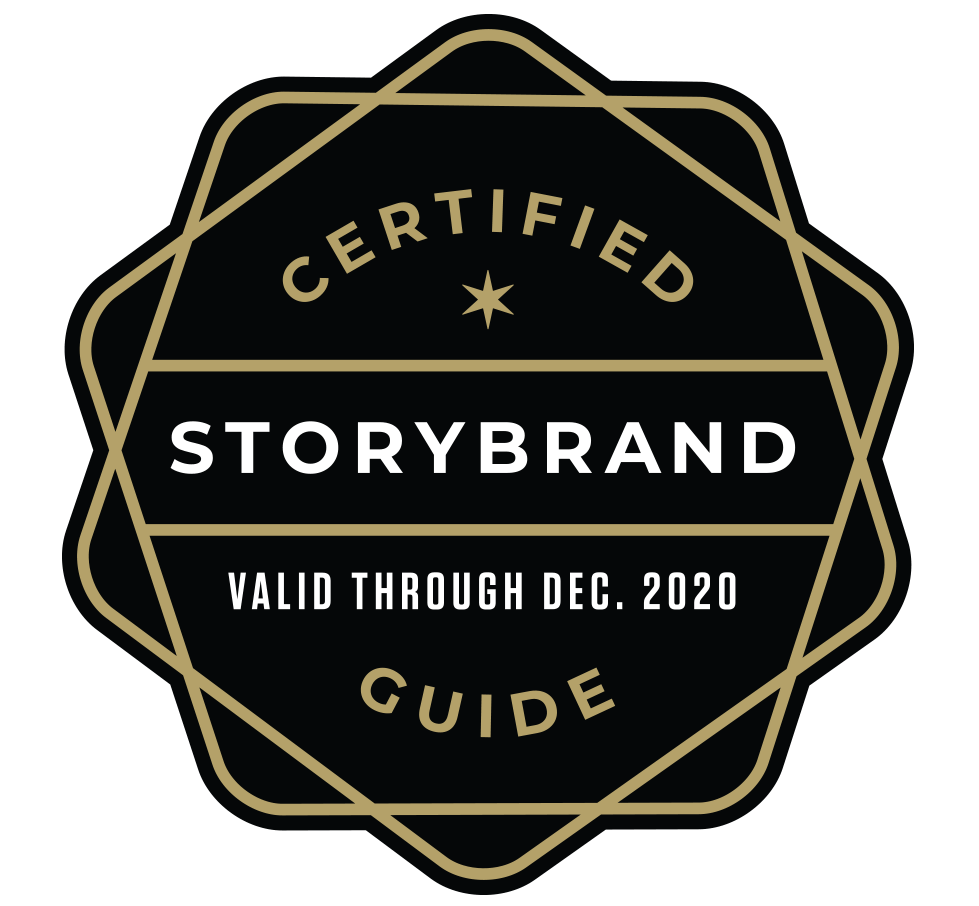 Storybrand Certified Guide Sverige - Mattias Brännholm